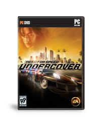 Need for Speed Undercover & Fifa09 Pcs10