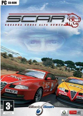 S.C.A.R Squadra Corse Alfa Romeo لعبة عربيات جمدة جداااا 00133910