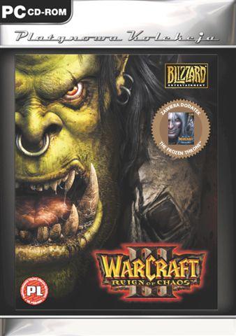 لعبة Warcraft 3 كاملة تحميل مباشر 00142810