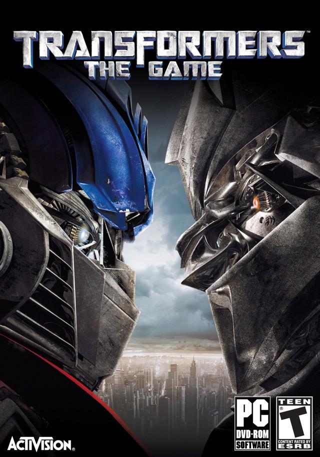 Transformers Game 2007 بحجم 206 ميجا 54n6q210