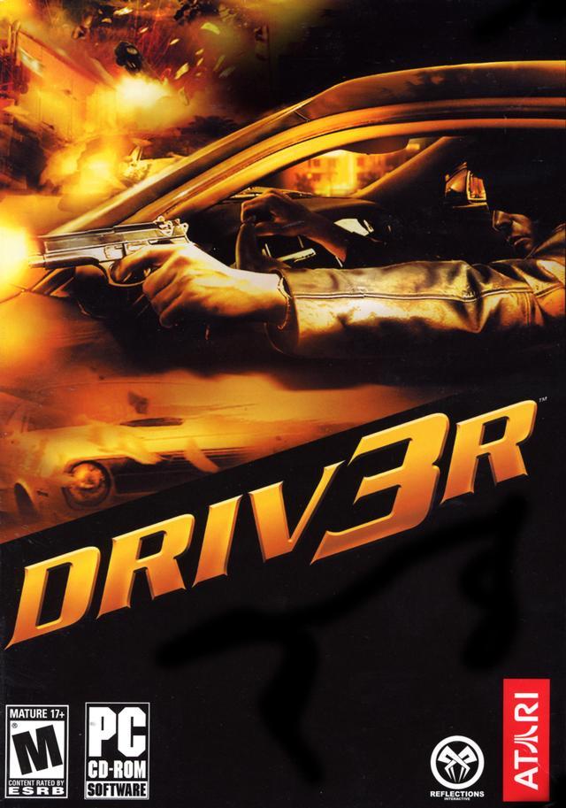 الان لعبة ( driver 3 ) بروابط تحميل صاروخيه وكامله 56197810