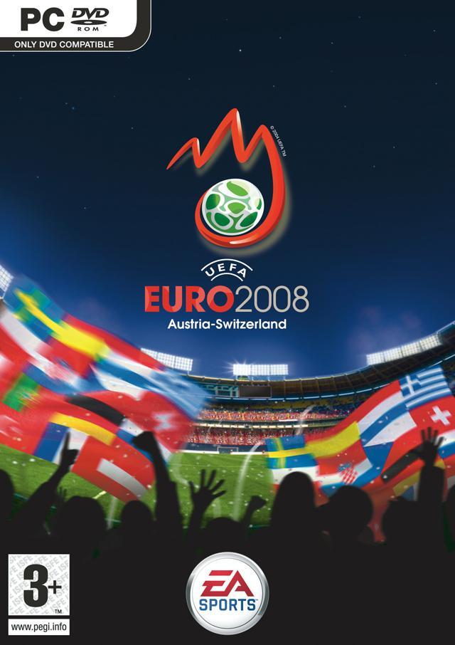 لعبه ( UEFA Euro 2008 ) يورو 2008 + جودة Rip + مساحة 570 66994810