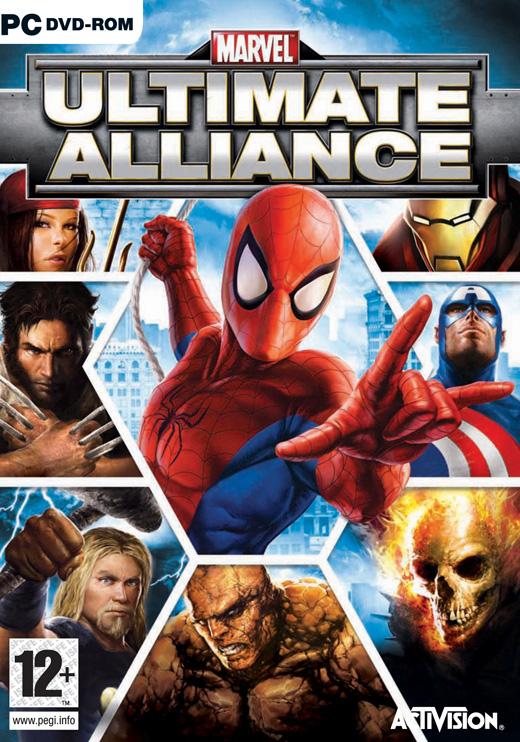 الان وحصريا لعبة Marvel : Ultimate Alliance مضغوطة بمساحة 868 ميجا فقط :: مجربة وتعمل 100 % Qsnt4n10