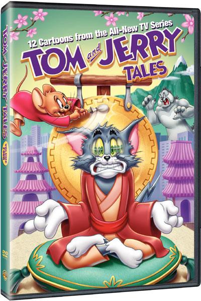 حصريا ساعه ونصف من الضحك ا مع اروع فيلم لـــ Tom & Jerry Tales 2008 DVDRip Tomand10