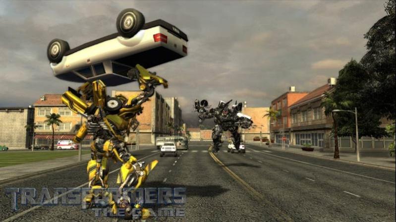Transformers Game 2007 بحجم 206 ميجا Transf10