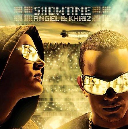 Angel Y Khriz - Showtime (Original) 2008. Covera10
