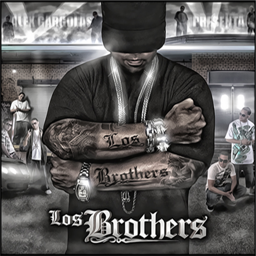Alex Gargolas Presents : Los Brothers (Completo) 2008. Front_10