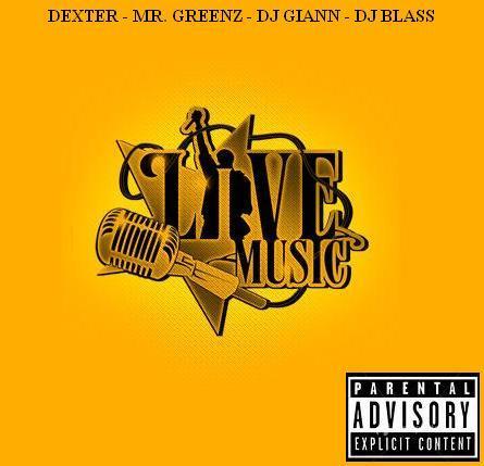 Dexter,Mr.Greenz,DJ Giann & DJ Blass Presentan - Live Music - Hits - 2008 Live10