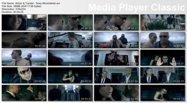 Wisin y Yandel - Sexy Movimiento (Perfecta calidad)(DVD) Untitl10