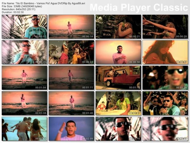 Tito El Bambino - Vamos Pa'l Agua DVDRip Vamosp10