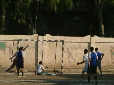 فوز فريق الأمل على فريق الابطال 4-0 اضغط هنا لتشاهد الصور والفيديو
