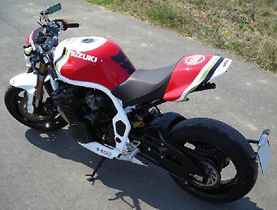Suzuki 1200 Bandit B12110