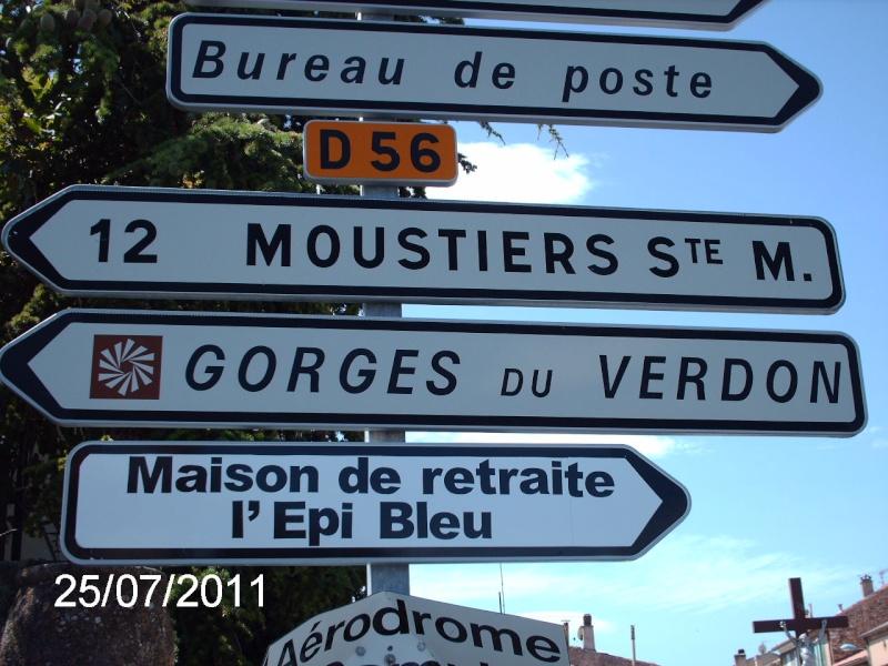 ballade dans le Verdon, les Alpes, le Mercantour . Ballad18