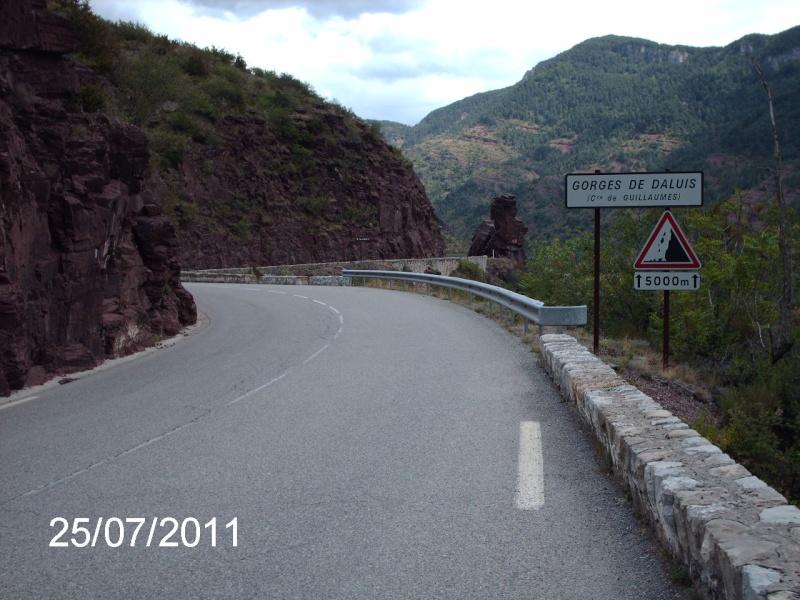 ballade dans le Verdon, les Alpes, le Mercantour . Ballad26