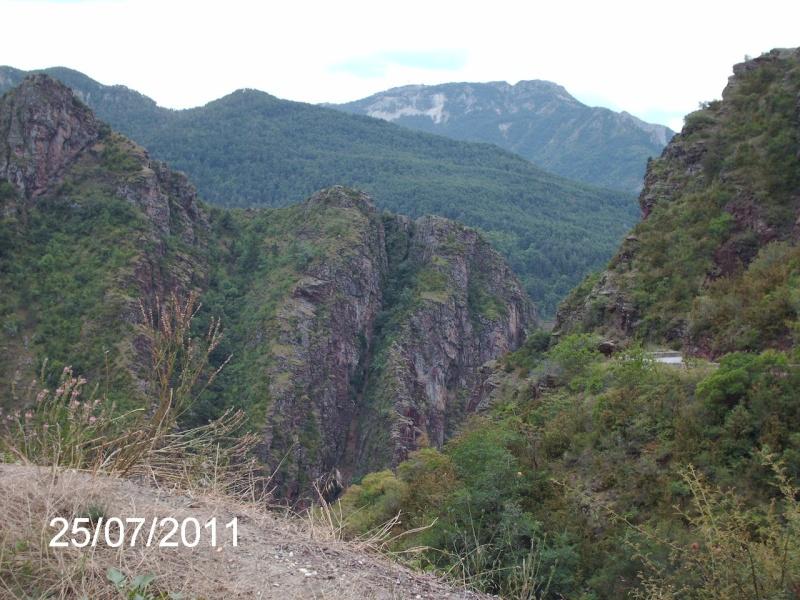 ballade dans le Verdon, les Alpes, le Mercantour . Ballad29
