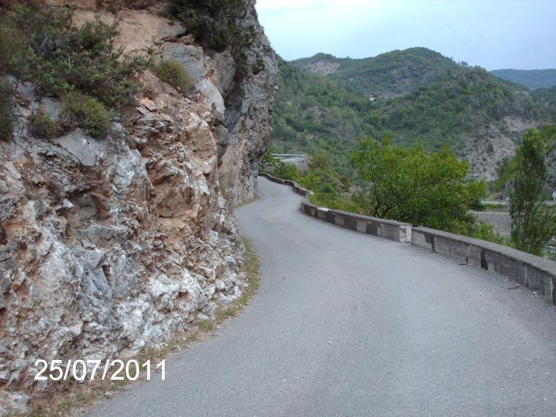 ballade dans le Verdon, les Alpes, le Mercantour . Ballad42