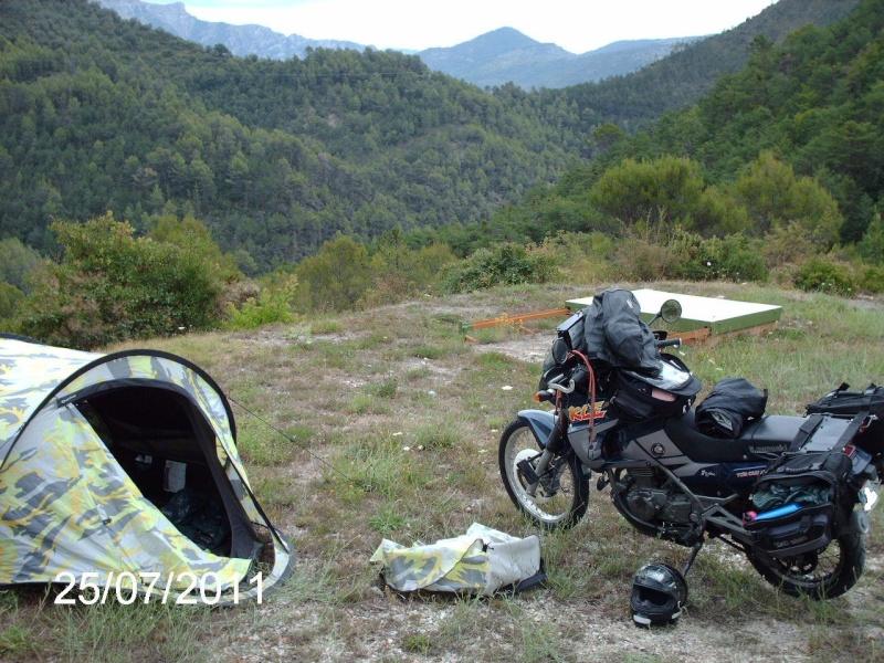 ballade dans le Verdon, les Alpes, le Mercantour . Ballad44