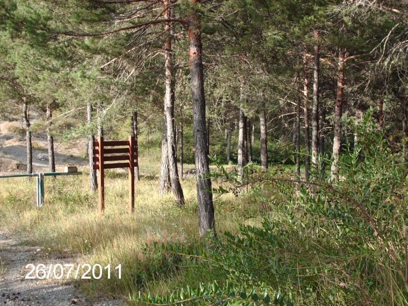 ballade dans le Verdon, les Alpes, le Mercantour . Ballad51