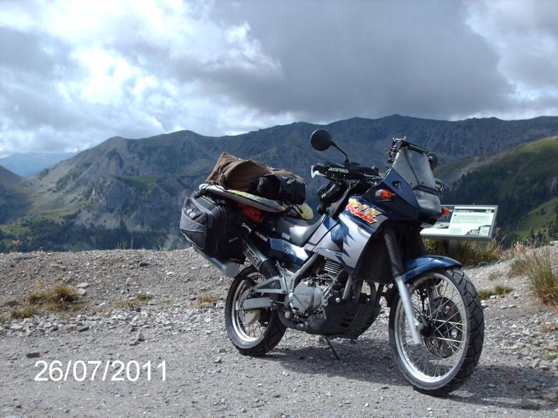 ballade dans le Verdon, les Alpes, le Mercantour . Ballad60