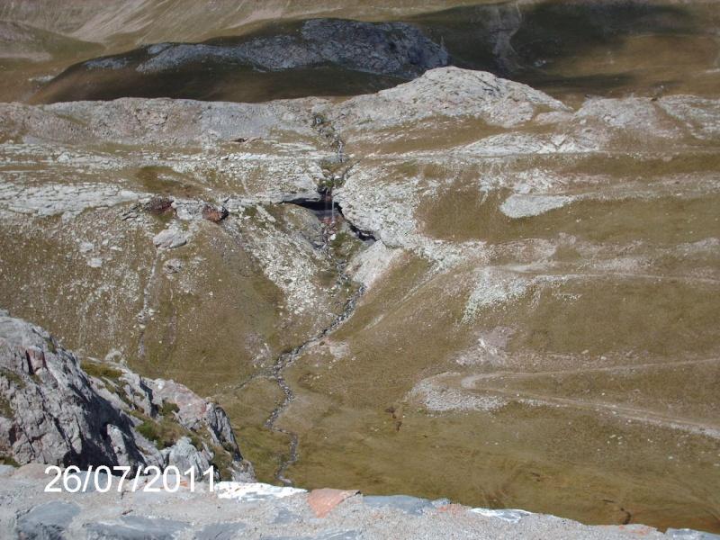 ballade dans le Verdon, les Alpes, le Mercantour . Ballad64