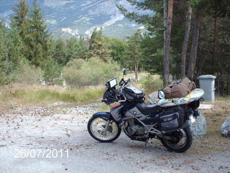ballade dans le Verdon, les Alpes, le Mercantour . Ballad65
