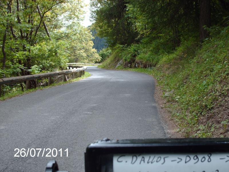 ballade dans le Verdon, les Alpes, le Mercantour . Ballad68