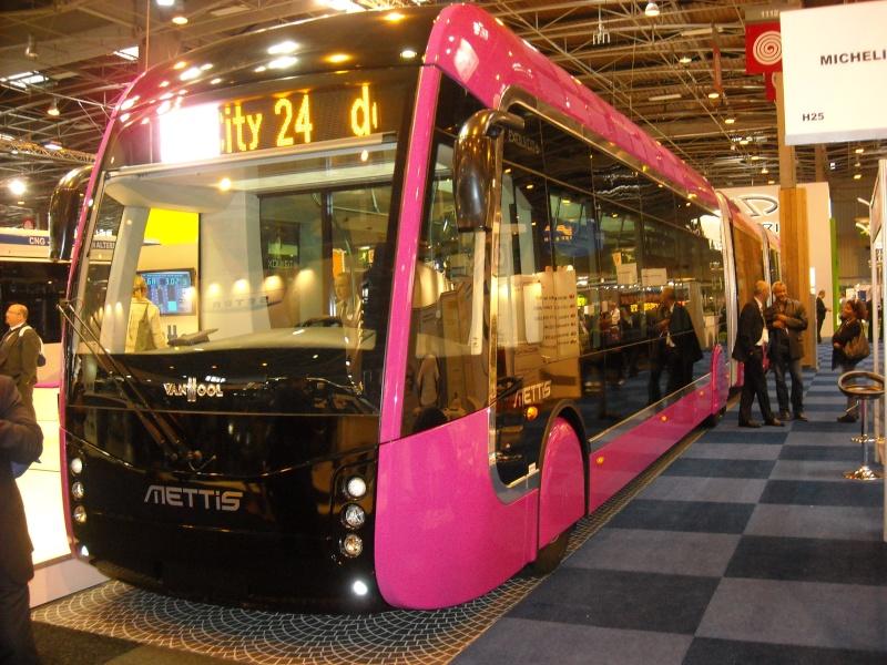Salon des Transports Publics 2012 à Paris 5juin211
