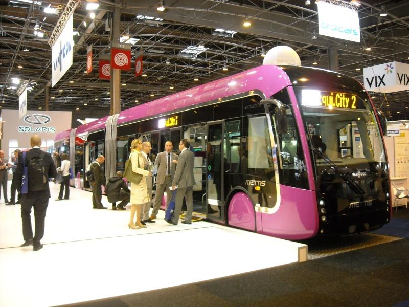 Salon des Transports Publics 2012 à Paris 5juin212