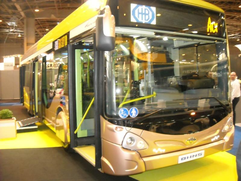 Salon des Transports Publics 2012 à Paris 5juin214