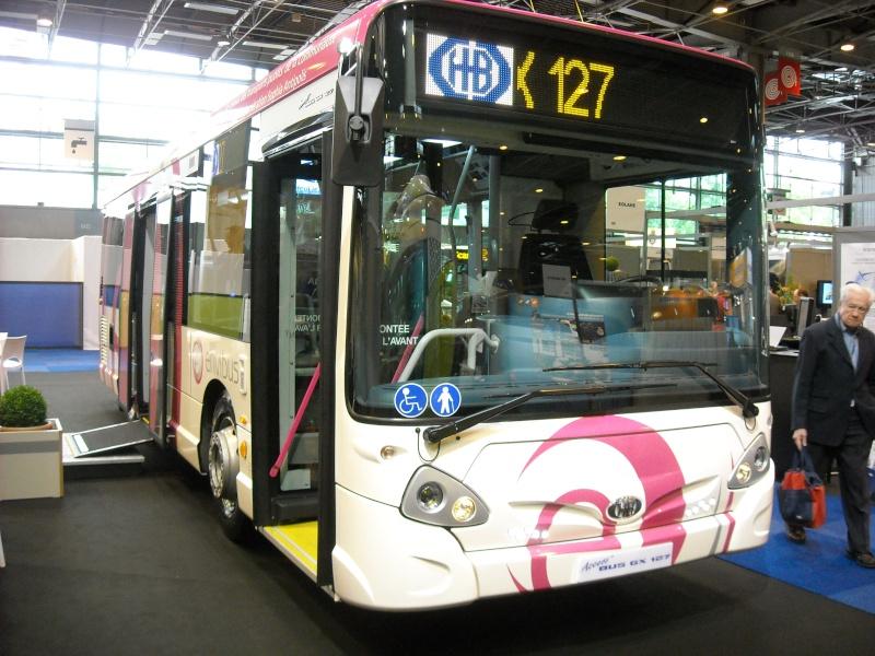Salon des Transports Publics 2012 à Paris 5juin215