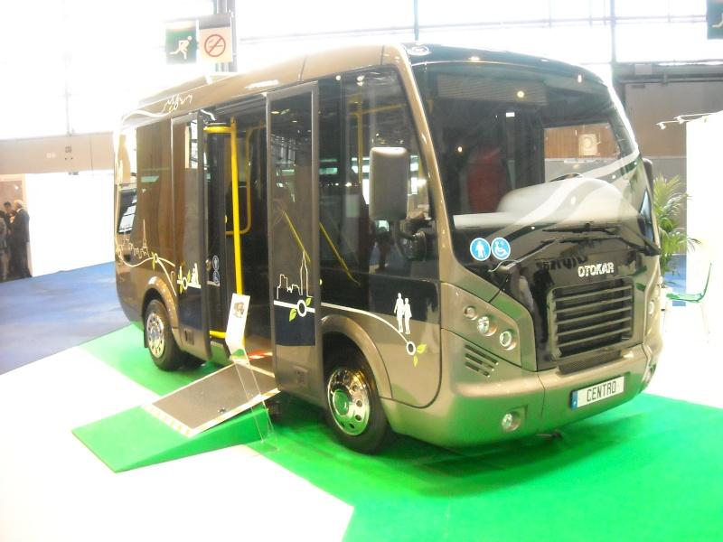Salon des Transports Publics 2012 à Paris 5juin220