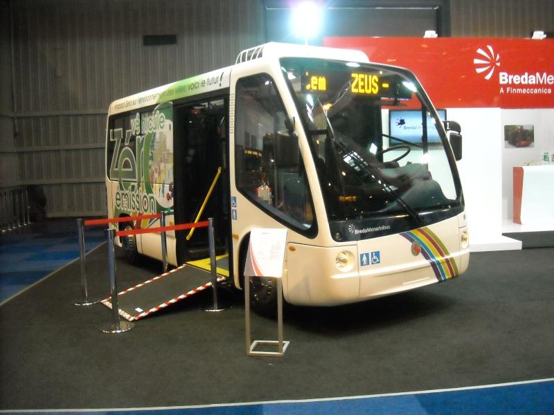 Salon des Transports Publics 2012 à Paris Breda_10