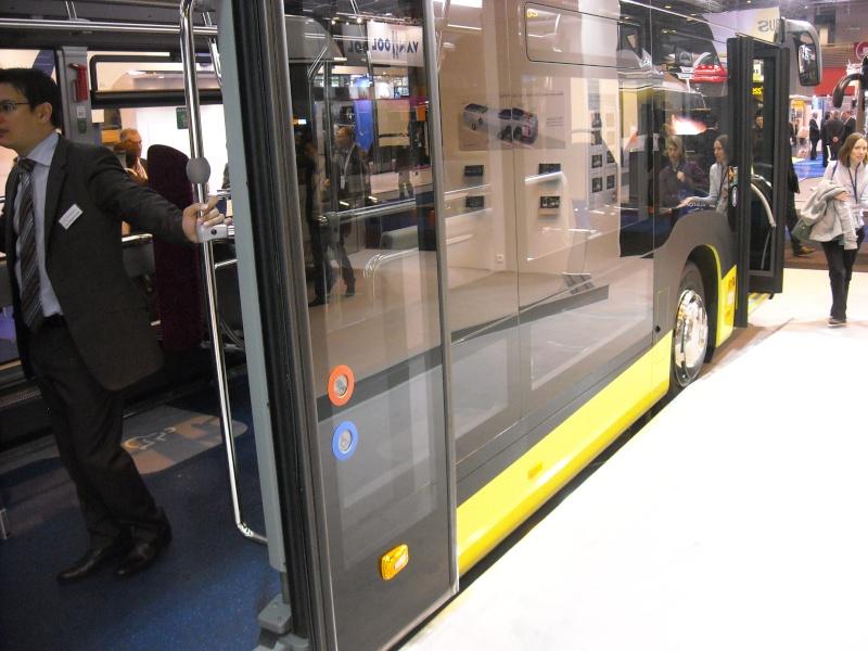 Salon des Transports Publics 2012 à Paris Citaro11