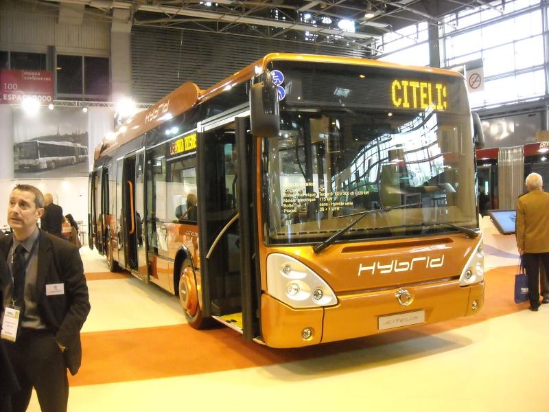 Salon des Transports Publics 2012 à Paris Citeli10