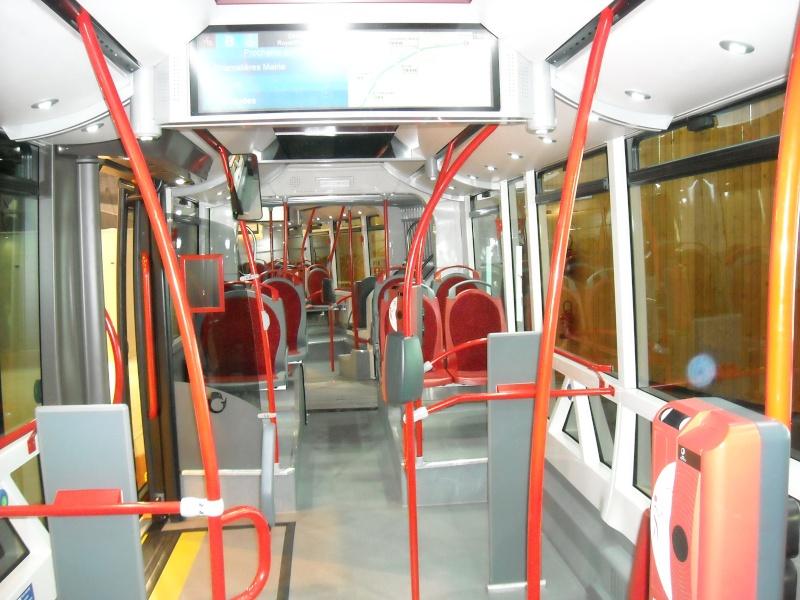 Salon des Transports Publics 2012 à Paris Creali11