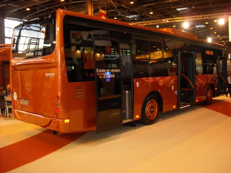 Salon des Transports Publics 2012 à Paris Crossw10