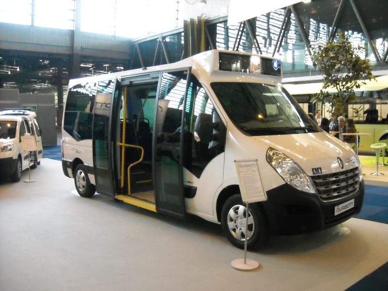 Salon des Transports Publics 2012 à Paris Duriso10
