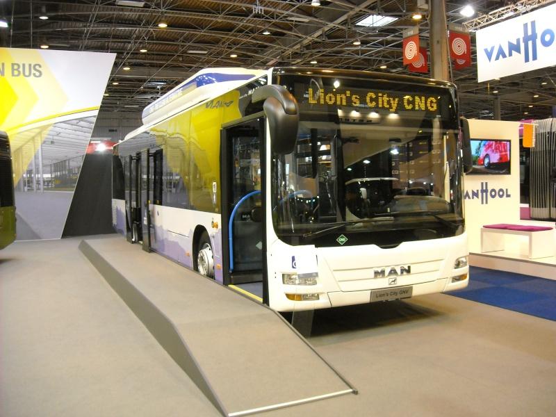 Salon des Transports Publics 2012 à Paris Lion_c10