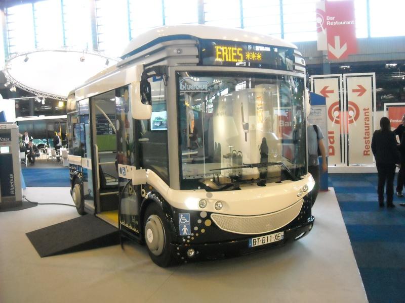 Salon des Transports Publics 2012 à Paris Microb10