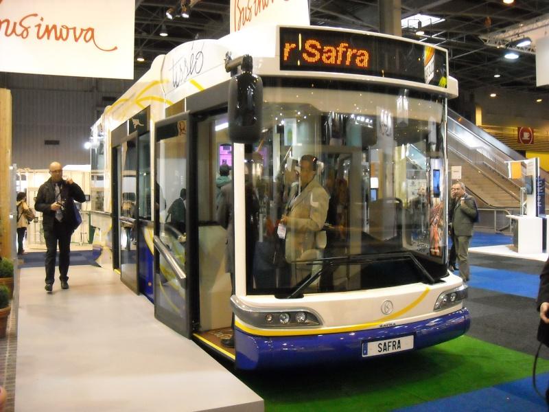Salon des Transports Publics 2012 à Paris Safra_10