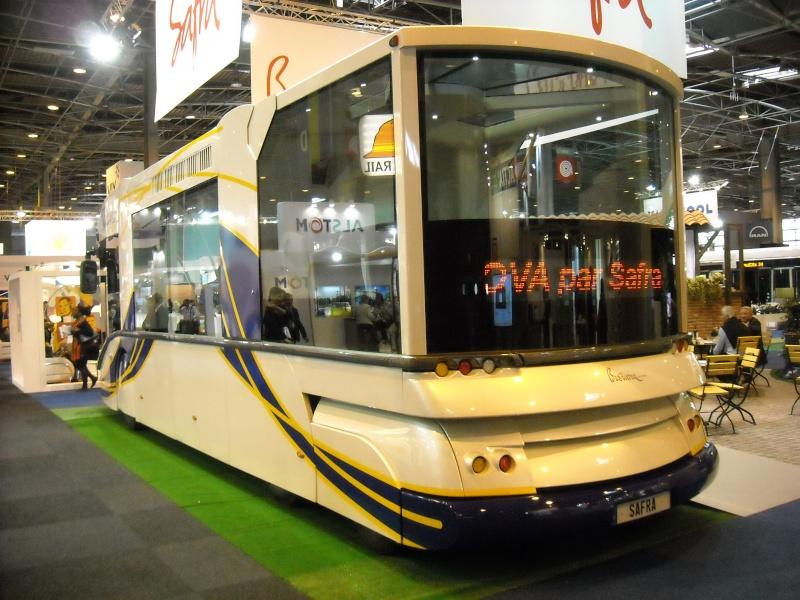Salon des Transports Publics 2012 à Paris Safra_11