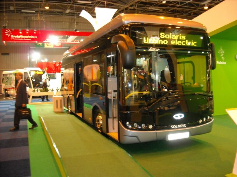 Salon des Transports Publics 2012 à Paris Solari10