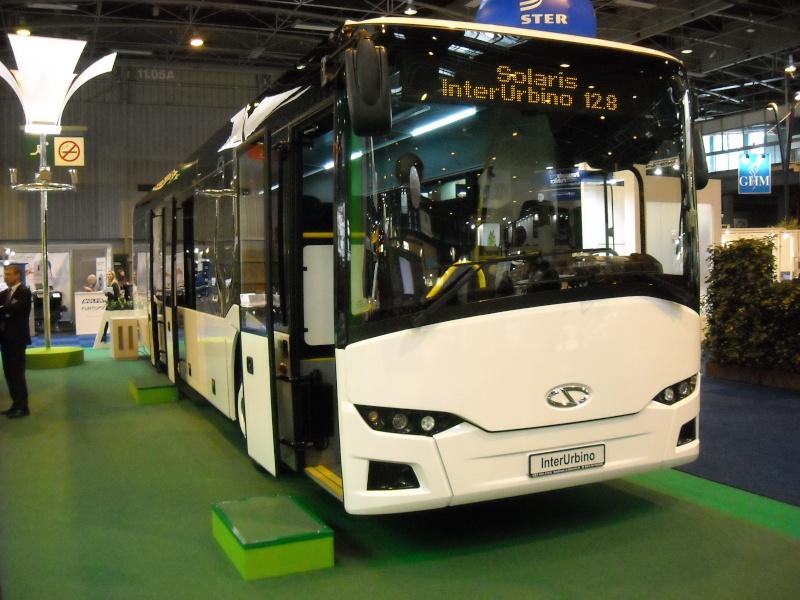 Salon des Transports Publics 2012 à Paris Solari11