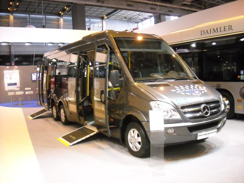 Salon des Transports Publics 2012 à Paris Sprint10