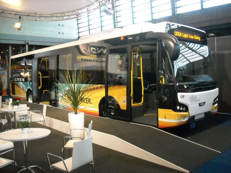 Salon des Transports Publics 2012 à Paris Vdl_5j10
