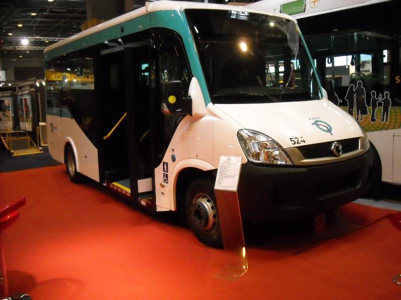 Salon des Transports Publics 2012 à Paris Vehixe10