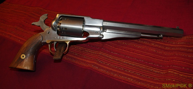 Remington  New Army 1858 / Colt 1851 NAVY Reming15