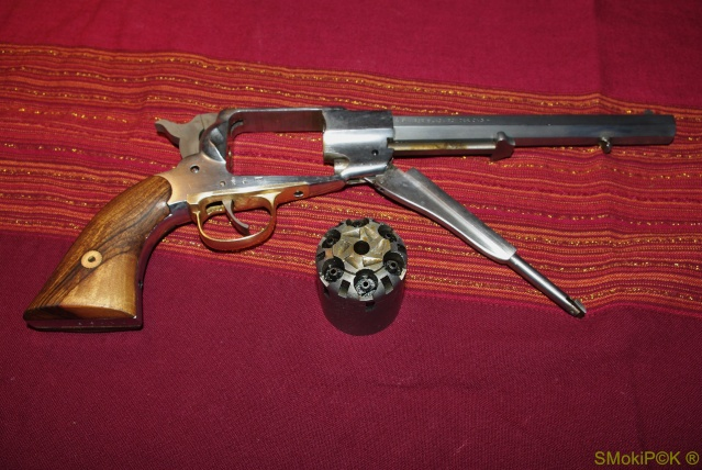 Remington  New Army 1858 / Colt 1851 NAVY Reming16