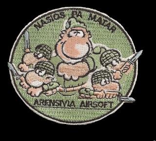 Asociacion Arensivia Airsoft 88671213