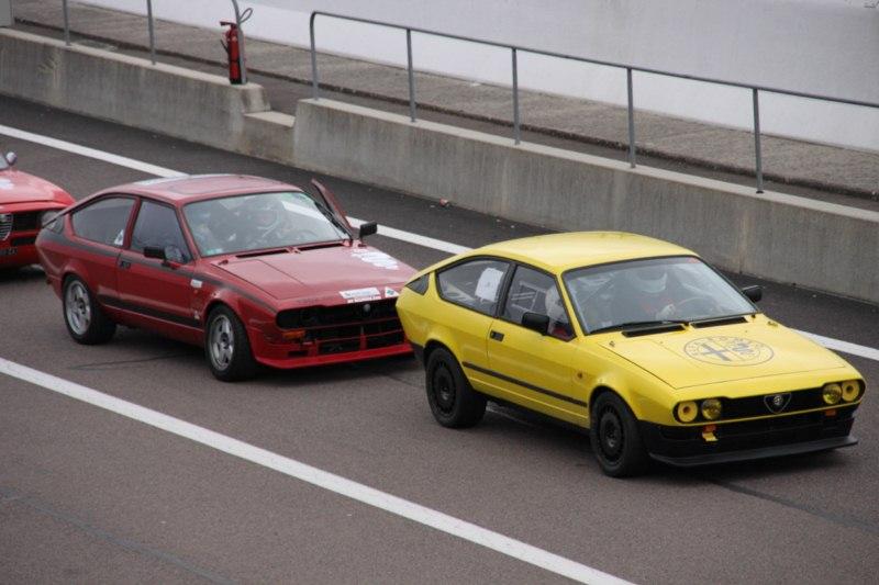 Dijon avec l'Alfa classic club de France le 11/03/2012 Img_7022
